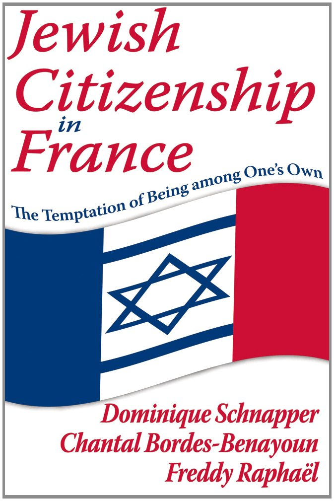 Jewish Citizenship in France